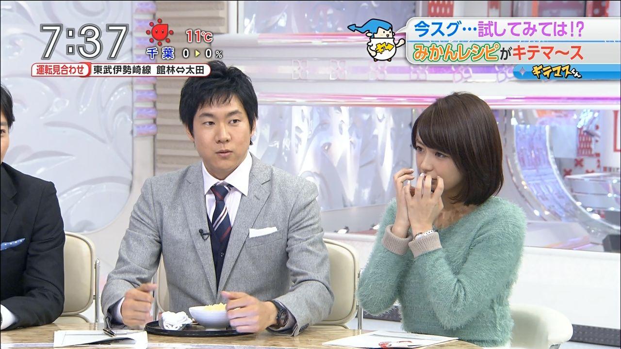 【画像】TBSの新人・宇垣美里アナ(23)やっぱりおっpいが大きいwwwwwwwwwwwwwwwwwwww