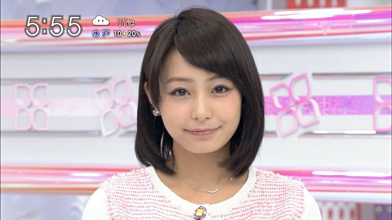 【※ロケット注意】TBS宇垣美里アナの推定Gカップおっpいがクッソ抜けるwwwwwwwwwww(※画像あり)