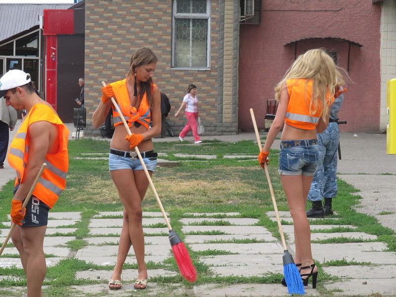【画像あり】ロシアの一般女性のレベル高すぎwwwwwwwwwwwwwwwwwww