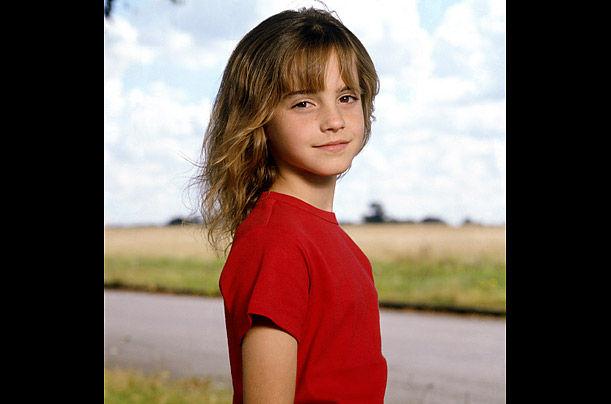【ボッキ注意】ハリーポッターでハーマイオニーを演じたエマ・ワトソンの成長の記録画像がクッソ抜けるwwwwwww(※画像あり)