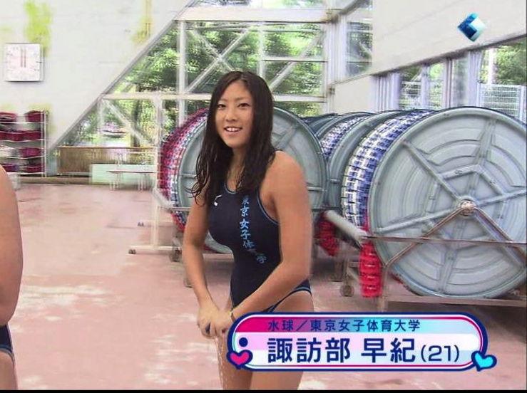 【ボッキ注意】女子水泳部の水着が食い込んだ尻wwwwwwwww(※画像あり)