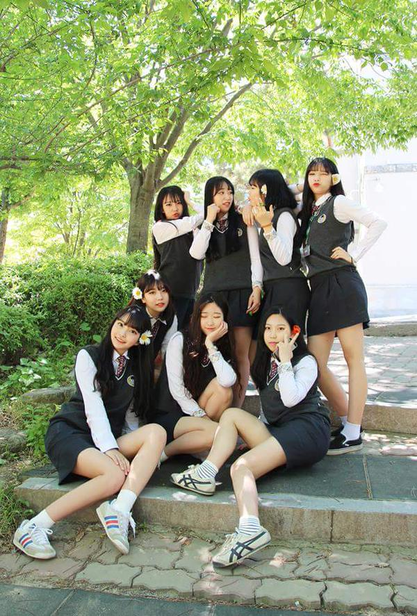 【画像あり】韓国の女子高すごwwwwwwwwwwwwwwwwwwwww
